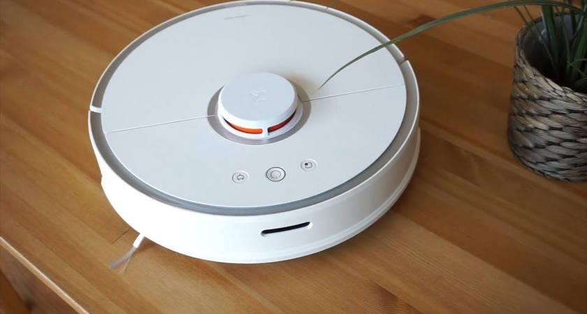 Mi robot 1S — новый робот-пылесос от Xiaomi