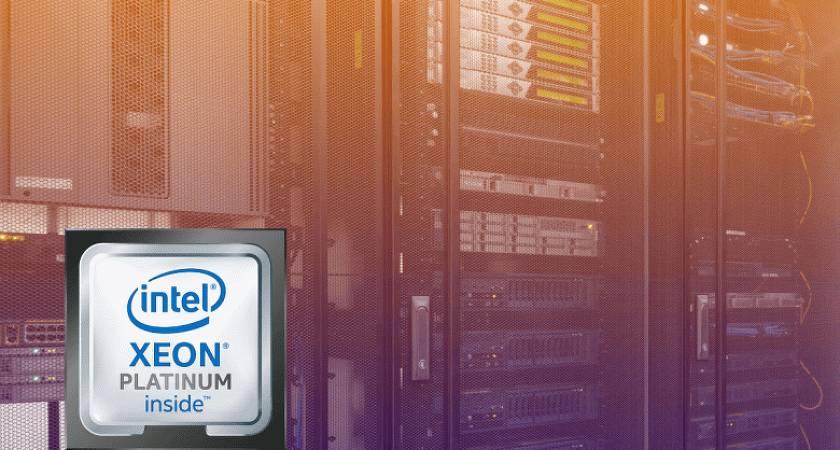 Компания Intel представила новые серверные процессоры Xeon Platinum 8200