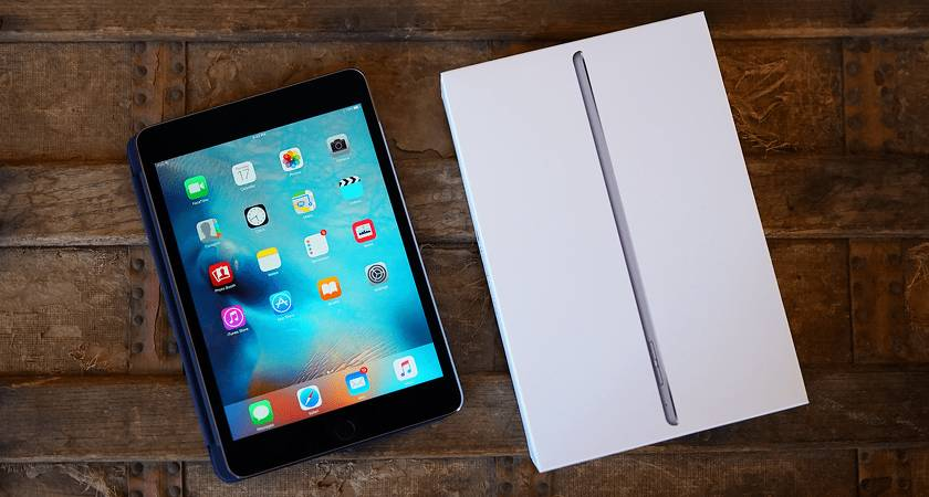 В Россию завезли новые iPad Air и iPad mini