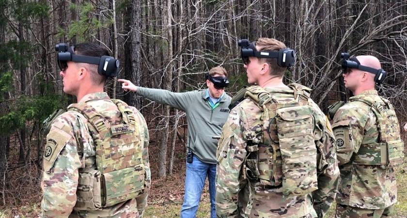 Новые AR-очки HoloLens 2 будут использовать в армии США