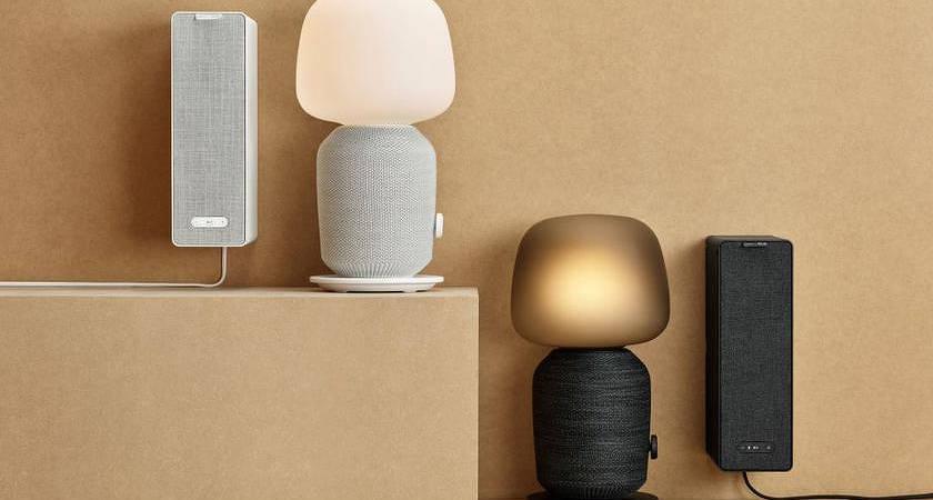 Компания Sonos представила умные колонки в виде лампы