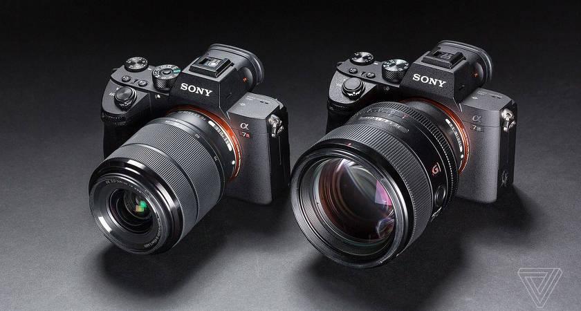 Новые полезные функции камер Sony A7 III и A7R III
