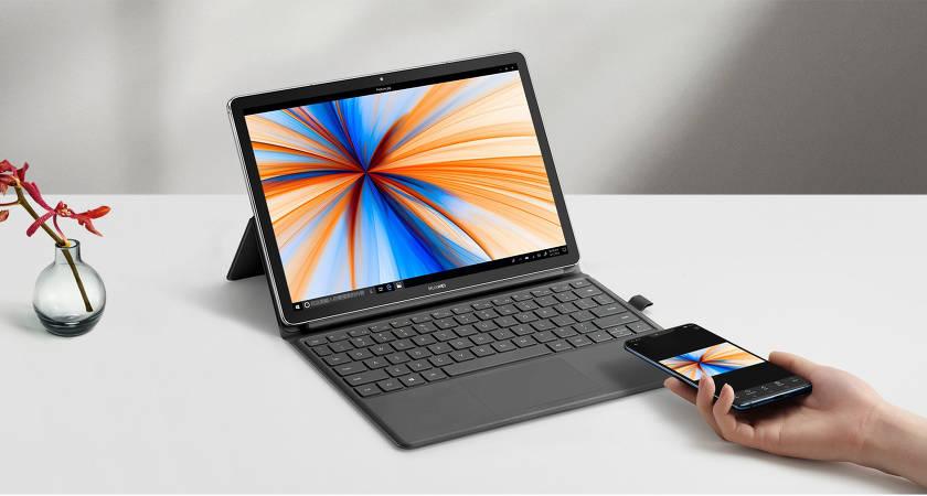 Компания Huawei представила новый MateBook E в Шанхае