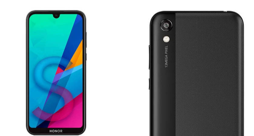 Компания Honor работает над бюджетным смартфоном 8S