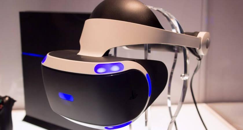 Компания Sony запатентовала новые VR-гарнитуры