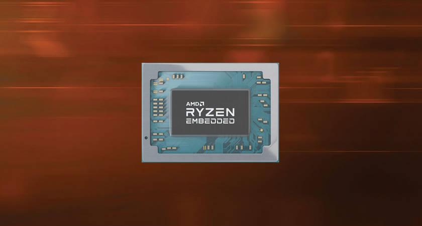 Компания AMD представила новый встраиваемый процессор Ryzen™ Embedded R1000
