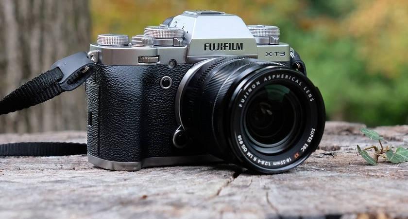 Для камеры Fujifilm X-T3 вышла новая прошивка, улучшающая автофокусировку