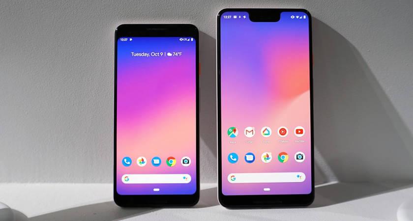 Pixel 3 и Pixel 3 XL падают в цене?