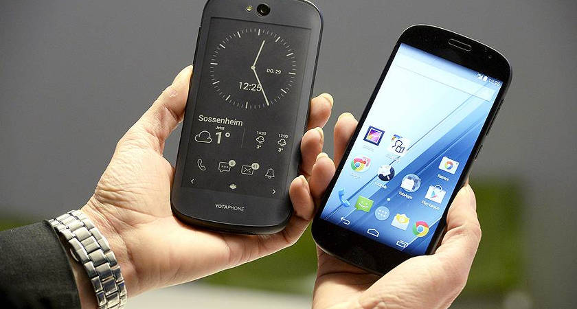 Производитель смартфонов Yota Devices обанкротился
