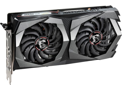 GEFORCE GTX 1650 GAMING X 4G