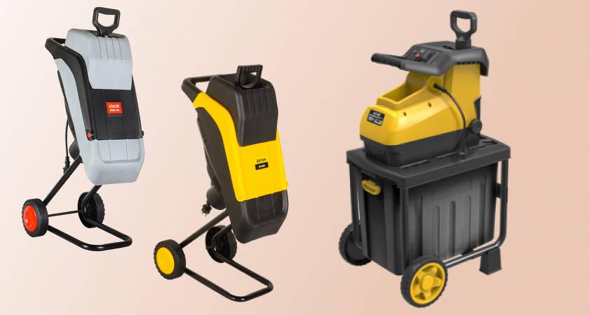 Лучшие садовые измельчители 2020 года