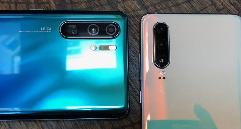 Новое обновление для Huawei P30 Pro: что изменилось?