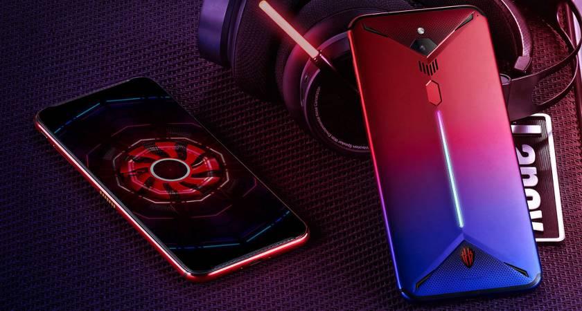 Представлен новый игровой смартфон Nubia Red Magic 3