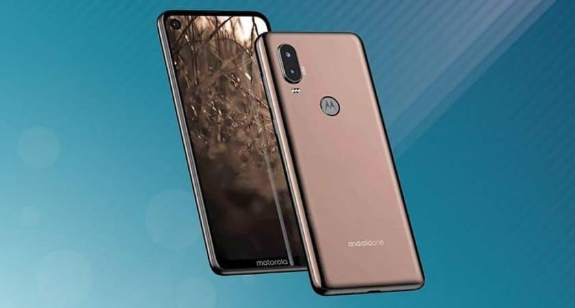 Названа дата выхода смартфона Motorola One Vision