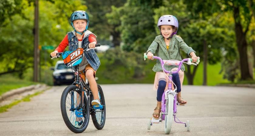 Лучшие велосипеды для детей 2019 года