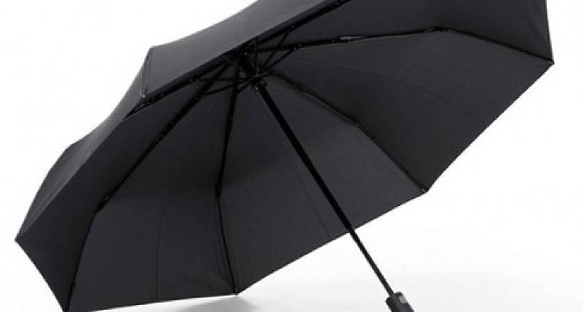 Компания Xiaomi представила новый зонтик Empty Valley Automatic Umbrella для двух пользователей