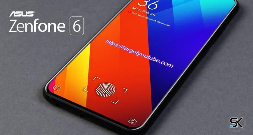 Уже названа цена смартфона Asus ZenFone 6?