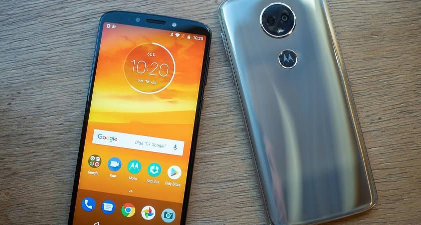 Смартфон Motorola Moto E6: первые рендеры уже в сети