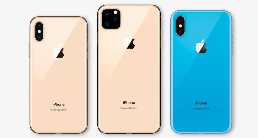 Смартфон iPhone XR 2019: первые качественные фото