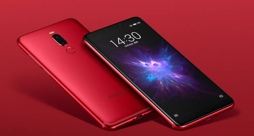 Смартфон Meizu 16Xs: в сети появились первые утечки информации